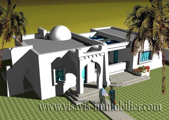 Faire Construire Sa Maison  Djerba Tunisie  Construire  Djerba