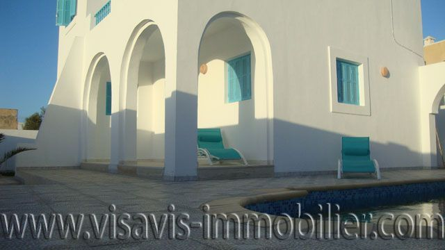 Forfait De Vacances Djerba Villa Avec Piscine V Hicule